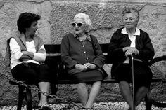 Italian ladies talking   Flickr - Photo Sharing!