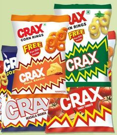 Modern Adaptations made by Indian Snack Producers