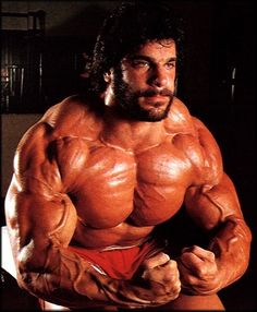 Lou Ferrigno...the original Incredible Hulk...