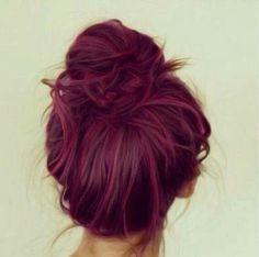 Purple redish