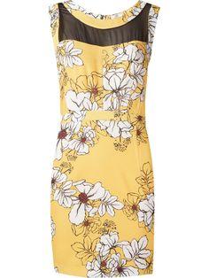 Cd+ Vestido Floral - Carina Duek - Farfetch.com