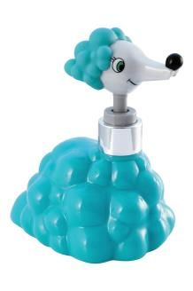 Dispensador de jabón Bubble<br>250 ml - Azul