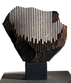 Music sculptures by Pinuccio Sciola Kyra Altmann: Experience the journey of creation: January 2012