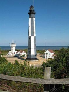 Cape Henry Lighthouse, Virginia - photo by Linda Cork by NanSmith