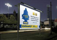 cc: Ehrhardt Reifen Kampagne für Außenwebung