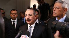 """Danilo Medina: """"Hatuey De Camps fue un hombre de mucho carácter, convicciones…"""
