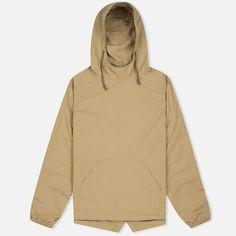 Мужская куртка анорак Nanamica Wind Beige SUAS612.BE