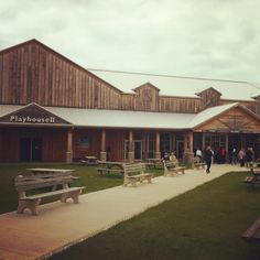 Huron Country Playhouse, home to awesome theatre, just outside of Grand Bend, Ontario, Canada.