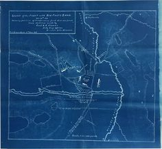 A remarkable plan of the Wounded Knee Massacre - Rare & Antique Maps