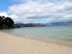 Praia Branca na Lagoa Tota. Departamento de Boyacás, Colômbia.  Fotografia: Yalila Guiselle no Flickr.