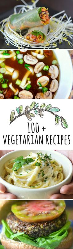 Over 100 vibrant, healthy, and most importantly, delicious recipes!