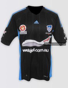 ab4764051bf Sydney FC adidas 2012 13 Away Kits Sydney Fc