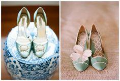 Hochzeitsfarbe 2013 – Mintgrün Hochzeit Inspirationen | Brautkleidershow - Günstige Brautkleider & Hochzeitsidee