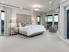 Bedroom inspiration. View more #luxuryhomes on homeadverts.com