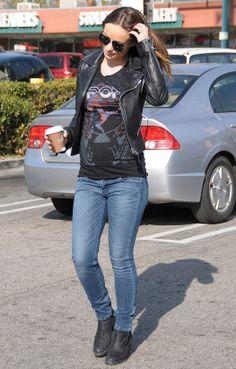 Olivia Wilde pregnant and still thin