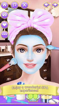 HS Prom Salon- Beauty Makeover– Capture d'écran