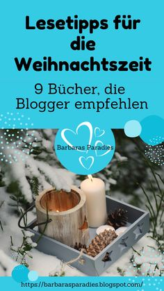 Hallo Winter, Blog, Crafts, Movie, Cozy Christmas, Xmas Pics, Reading Day, Book Recommendations, Ideas For Gifts