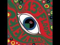 The 13th Floor Elevators - Rollercoaster, psychedelic garage band with Roky Erickson