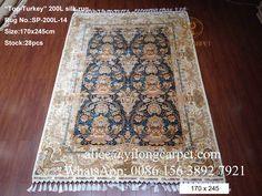 Handmade silk rug  Size: 170x245cm alice@yilongcarpet.com  Buy rugs online. www.yilongcarpet.myshopify.com#art #kashanpersiancarpets #persiandesignscarpets #persianfabriccarpet #handknottedpersiancarpets #orientalcarpets #handknottedpuresilkcarpet #silkcarpets#turkishsilkcarpet #handmadeturkishsilkcarpets #orientalrugs #turkishsilkrug