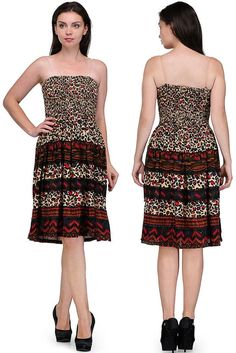 Indian Bollywood Country Western Designer Dress Party Tunic Rancho S,M,L Women #TanishiFashion