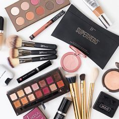 Makeup Looks Using James Charles Palette considering Makeup Vanity Ideas; Makeup Shack Bad And Boujee outside Makeup Revolution Eyebrow when Makeup Organizer Stand Makeup Guide, Makeup Blog, Beauty Makeup, Huda Beauty, Makeup Products, Beauty Products, Makeup On Fleek, Cute Makeup, Charlotte Tilbury
