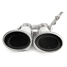 Exhaust  Muffler Tips Fit for Mercedes-Benz AMG C Class. Exhaust Pipe Muffler Tips Fit For Mercedes-benz Amg C Class    condition:    -fashion Design Style , A Great Accessory To Dress Up Your Rides.  -fit For Mercedes Benz Amg C Class W203 C240 C320.  -a Perfect Aftermarket Replacement.  -coordinate Exhaust Ports To Exhaust More Convenient.  -durable,no Rust,corrosion,stainless Steel.  -professional Installation.( Instruction Is Not Included)    specification:    -type: Exhaust Muffer...
