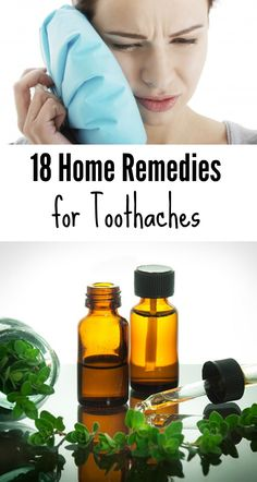 18 Home Remedies for Toothaches