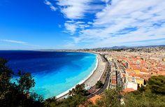 France Nice French Riviera   もう一度行きたい場所
