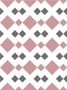 Baby girl quilt Alpine block | Blossom Heart Quilts