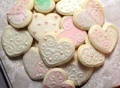 Make and share this Kittencal's Buttery Cut-Out Sugar Cookies W/ Icing That Hardens recipe from Food.com.