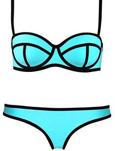 ImJoy Push up Bright Bling Bikini Set Swimsuit Swimwear (M, Blue) Voglee http://www.amazon.com/dp/B00M7XTGHQ/ref=cm_sw_r_pi_dp_2fpxvb19TWHT3
