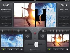 Mix and mashup music videos on your iPad with Vjay Music App, Good Music, Music Videos, Best Mobile Apps, Best Apps, Mashup Music, Question Of The Day, Mobile Application Development, Music Library