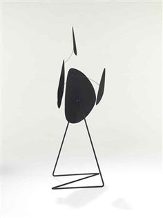 Spherical Triangle (maquette) By Alexander Calder ,1938