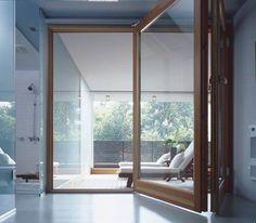 Glass door, Okna Drutex - okna energooszczędne -http://www.grubek.pl/oferta/20/okna-witryny-fasady-okna-pcv-drutex.html