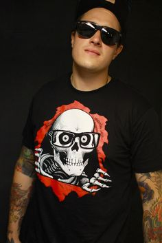 Hollywood Undead Danny Unmasked