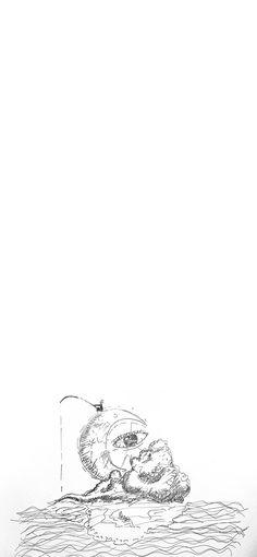 Cute Disney Wallpaper, Bts Wallpaper, Iphone Wallpaper, Jungkook Fanart, Bts Jungkook, Cartoon Pencil Sketches, Cartoon Drawings, Bts Drawings, Bts Chibi