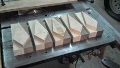 Making a Texas Star Diy Wooden Projects, Wood Shop Projects, Small Woodworking Projects, Wooden Diy, Woodworking Crafts, Christmas Wood Crafts, Wood Stars, Texas Star, Star Diy