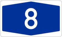 Autobahn A8 Zweibruecken Exits