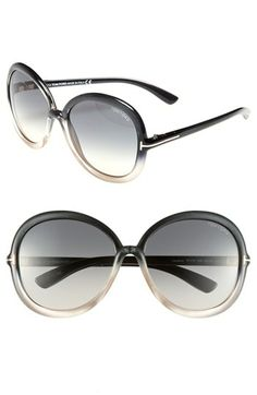 Tom Ford Candice Sunglasses available at #Nordstrom