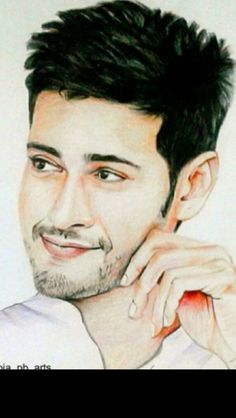 Mahesh Babu, Dream Man, Love Him, Indian, Actors, My Favorite Things, Portrait, Art, Art Background