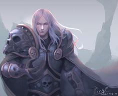Arthas Menethil by pingping93.deviantart.com on @DeviantArt