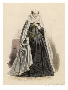 Mary, Queen of Scotland Giclee Print at AllPosters.com