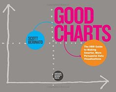 Good Charts: The HBR Guide to Making Smarter, More Persuasive Data Visualizations: Amazon.de: Scott Berinato: Fremdsprachige Bücher