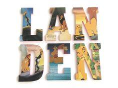 Lion King Nursery Nursery Wooden Letters by LittleLunaStation Lion King Room, Lion King Nursery, Lion King Theme, Lion King Party, Lion King Baby Shower, Baby Boy Shower, Baby Nursery Themes, Disney Nursery, Baby Boy Rooms