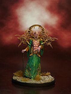 Finished Kingdom Death Dragon King Tyrant - Album on Imgur