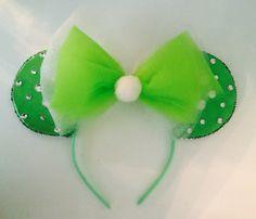 DIY Tinkerbell Disney Ears