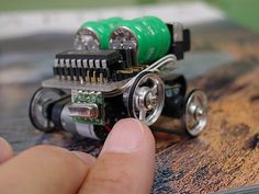 Micro electronic robots | Flickr - Photo Sharing!