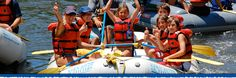 Kern River Rafting Trips - Whitewater Rafting in CA