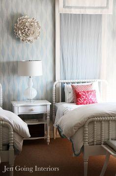 Miami - Girl's Bedroom