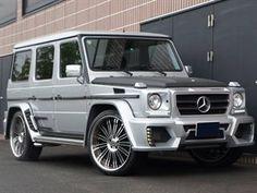 Mercedes-Benz By International Mercedes Auto, Mercedes G55 Amg, Mercedes G Wagon, Mercedes Benz G Class, My Dream Car, Dream Cars, Automobile, Mercedez Benz, Engin